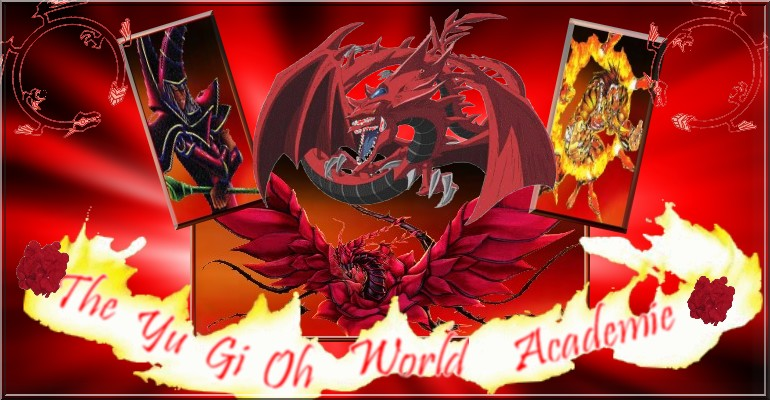 L'academie Yu-gi-oh World