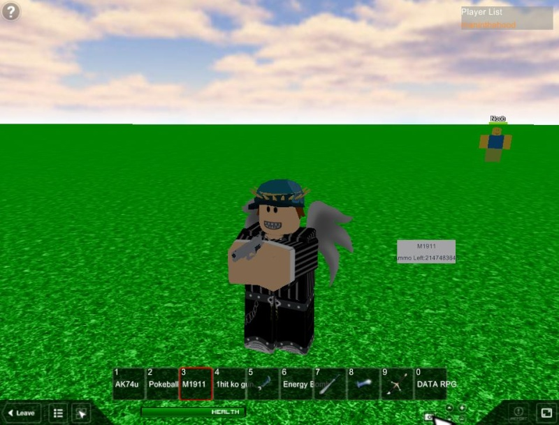 Favorite roblox weapons? Funnies? Posty posty! Roblox10