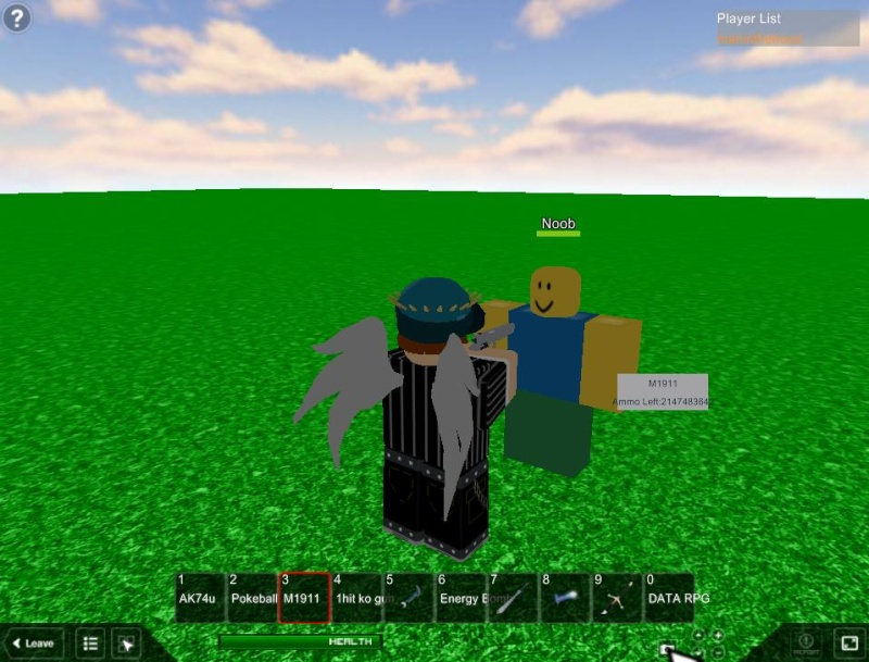 Favorite roblox weapons? Funnies? Posty posty! Roblox11