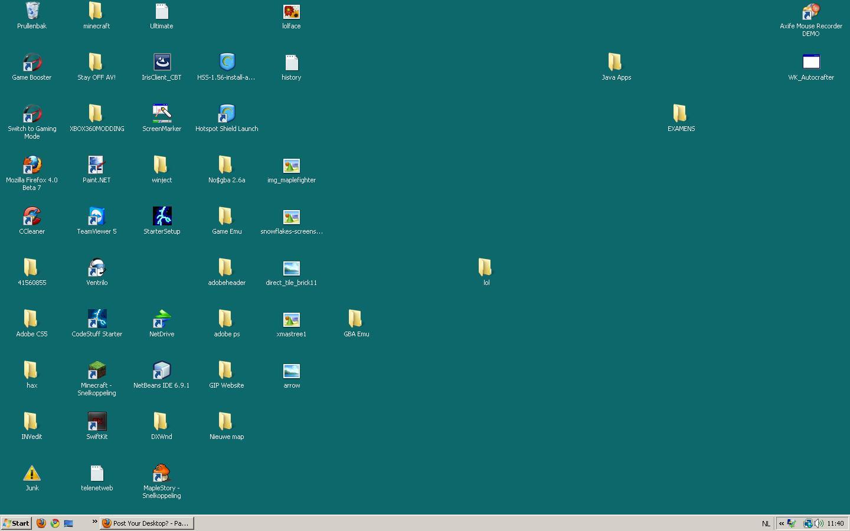 Post Your Desktop? - Page 2 Deskto10