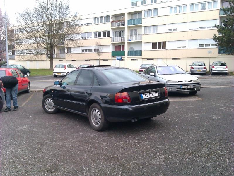 [Photo-Reportage] Audi A4 tdi 110cv B5 Imag0112