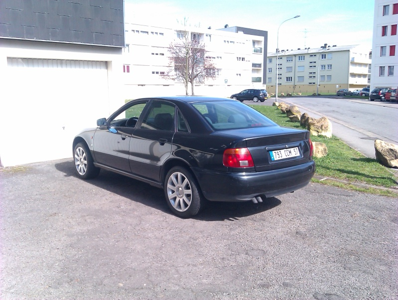 [Photo-Reportage] Audi A4 tdi 110cv B5 Imag0144