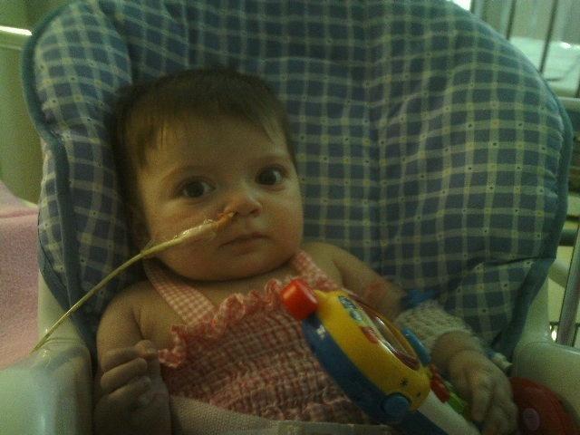 Tu me manque tant ....ma fille mon ange déja 4 mois jet'aime M210