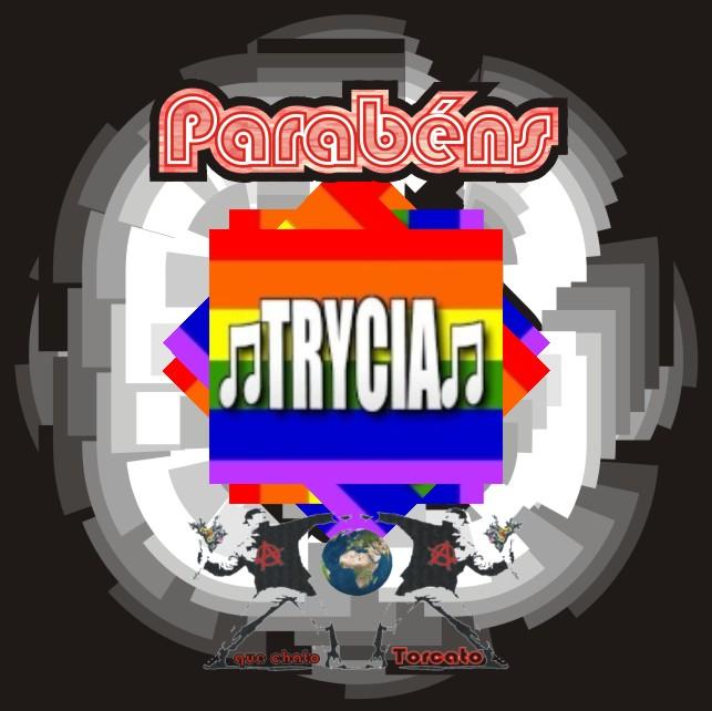 Parabéns Trycia Trycia10
