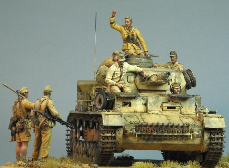 Panzer IV Africa Korps - Tamiya - 1/35 - Page 7 12113510