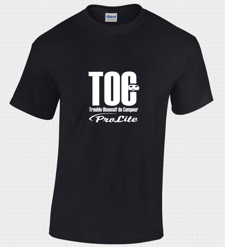 T-Shirt pour les maniaques Toctsh10