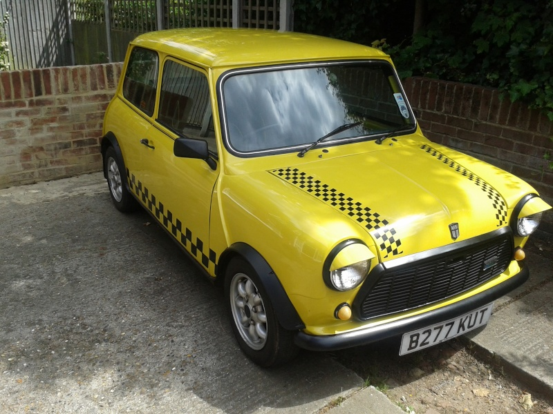 1984 Mini Mayfair Automatic For Sale  20130710