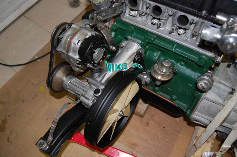 ventilateur de pompe a eau Renova12