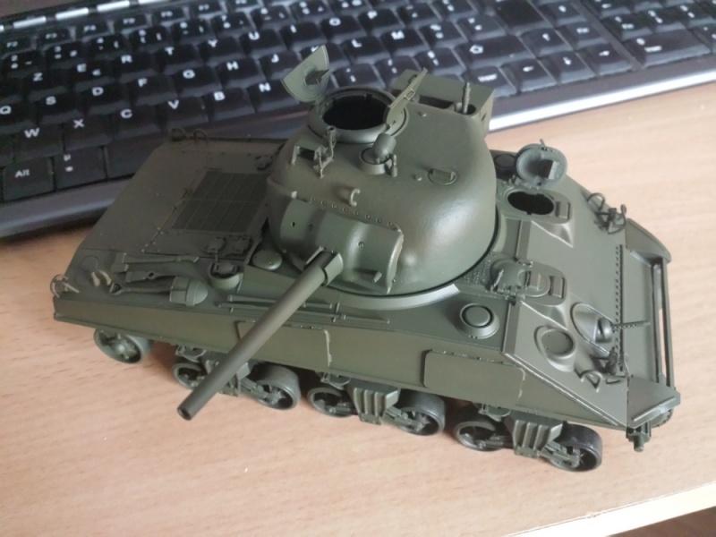CHAMPAUBERT 1/35 M4A2 TASCA - Page 4 20151225