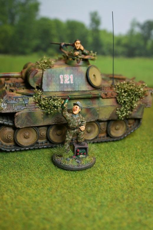 Mes grenadiers de la wehrmacht (Late) 113