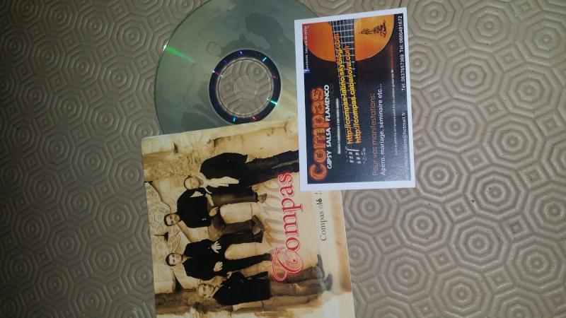 CD audio des rumbéros ou coup de coeur. - Page 2 20151113
