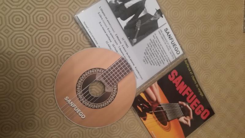 CD audio des rumbéros ou coup de coeur. - Page 3 20160111