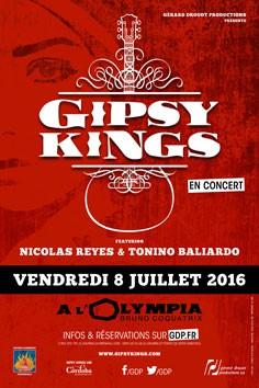 Les Gipsy Kings à Paris  Juillet 2016 Gispy-11