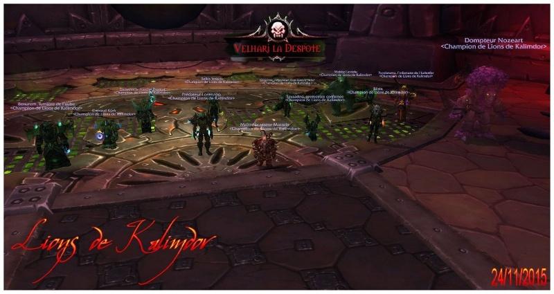 Le forum des Lions de Kalimdor - Portail Citade13