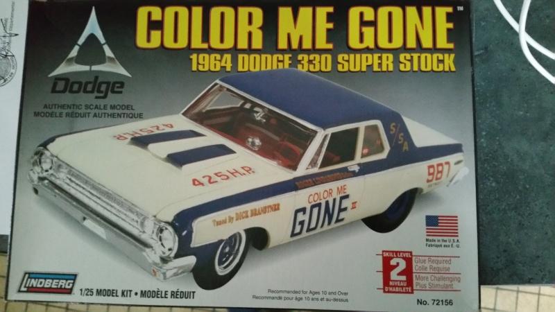 recherche pieces pour la dodge 330 de 1964  20151210
