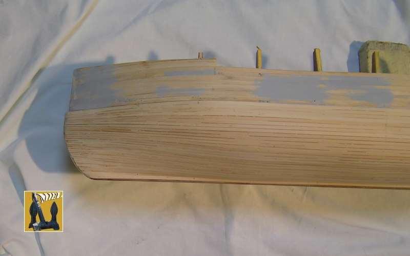 """FREGATE cuirassée """"La Gloire"""" de 900ch  1859 en scratch au 1/100ème - Page 2 6510"""