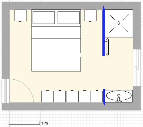 conseils d'aménagement d'une chambre parental Captur13