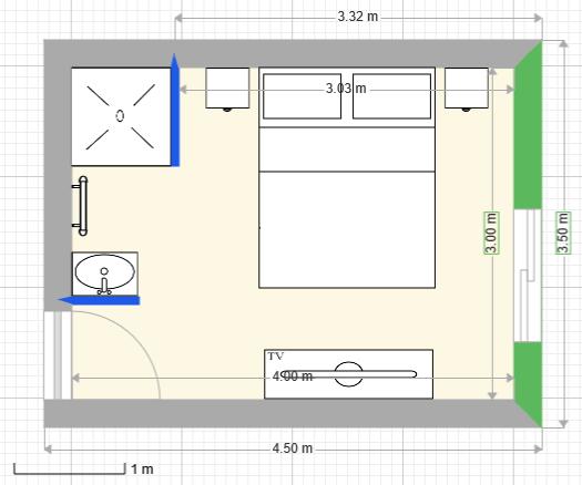 conseils d'aménagement d'une chambre parental Captur14