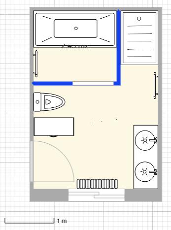 Création d'une salle de bains. Captur18