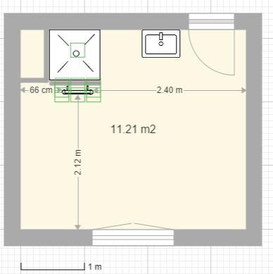 Aménager une salle d'eau dans une petite chambre Ch1_fi10