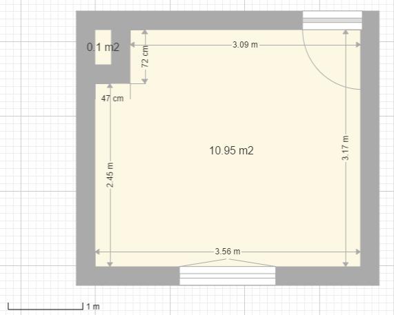 Aménager une salle d'eau dans une petite chambre Ch_1_v10