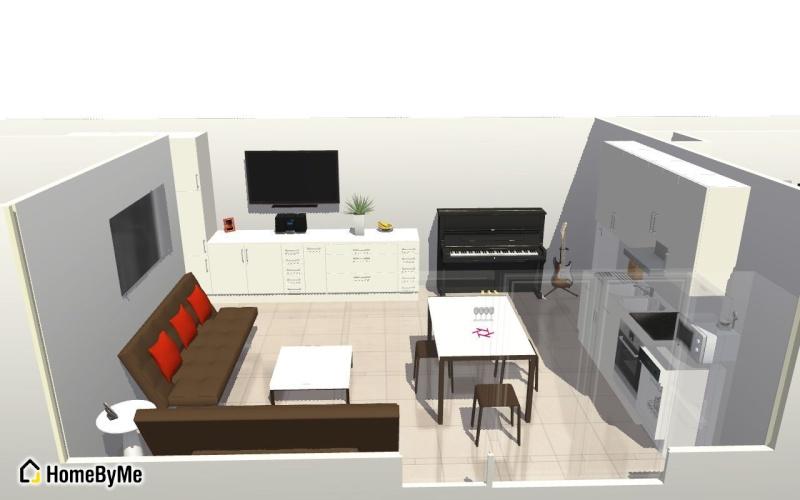Tout un appartement à décorer ! Salon_14