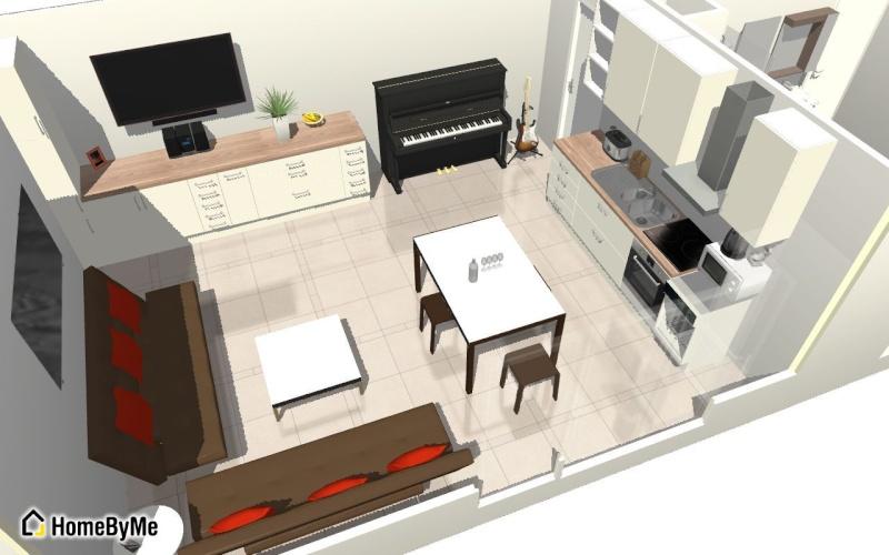 Tout un appartement à décorer ! Salon_15