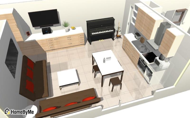 Tout un appartement à décorer ! Salon_16