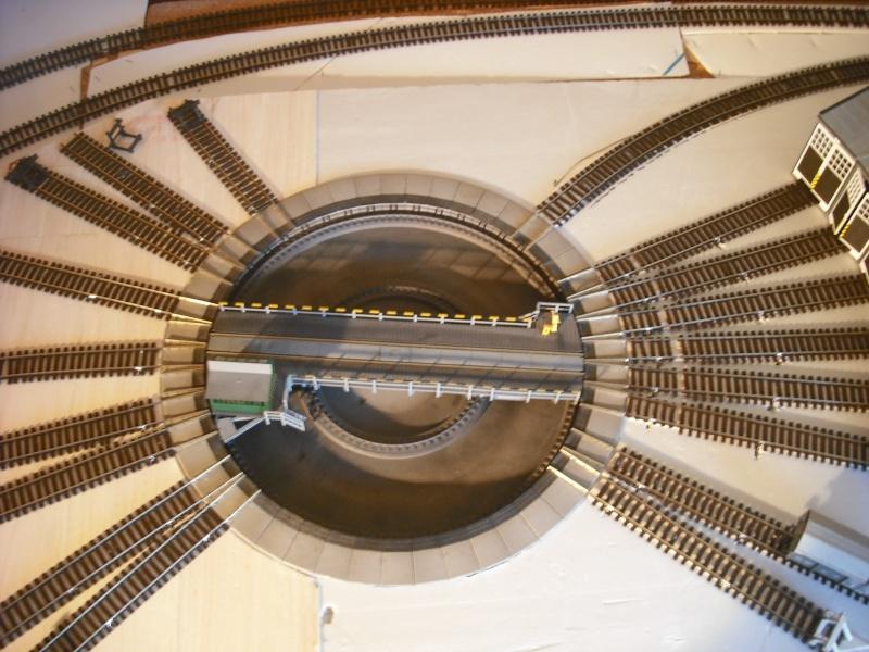 parer aux problèmes du Pont tournant Fleischmann  6152 C  Dscf2010