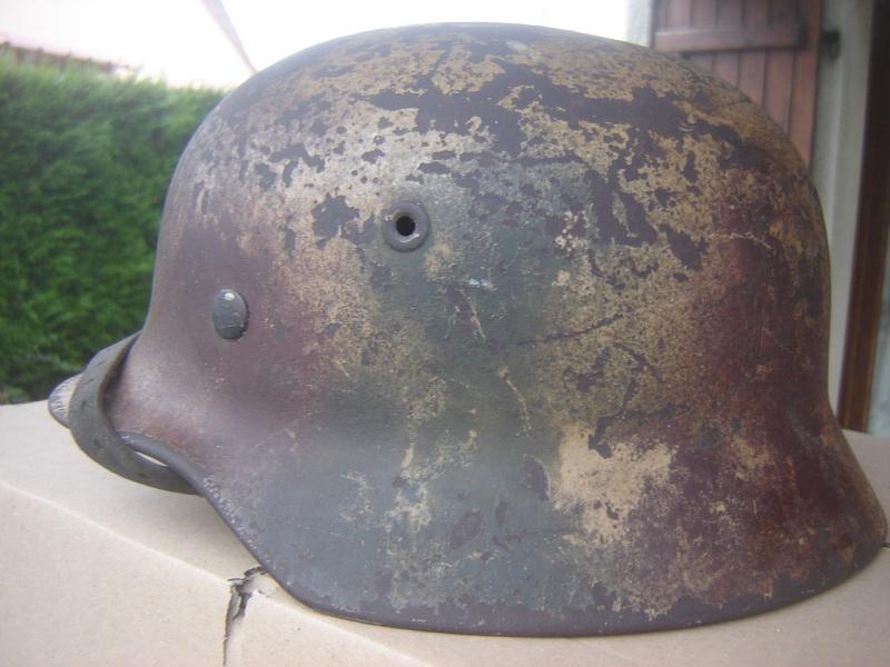Avis sur ce casque allemand camouflé. - Page 3 00110
