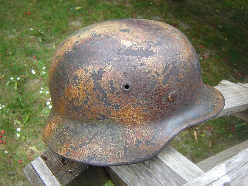 Avis sur ce casque allemand camouflé. - Page 3 00211