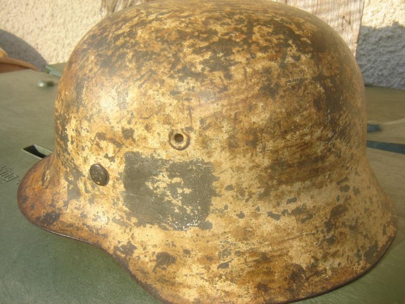 Avis sur ce casque allemand camouflé. - Page 3 01510