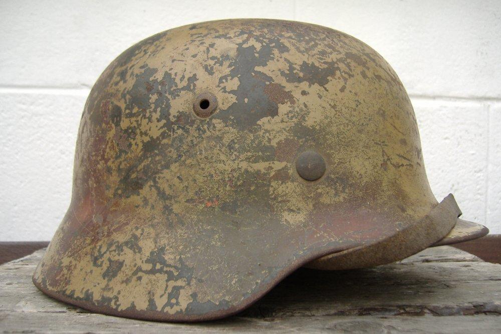 La folie des M35 et autres casques teutons - Page 4 Post-134