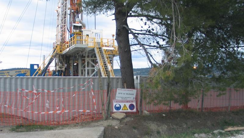 du gaz de schiste à Saint Dionisy (près de Vergèze) ? ou de l'archéologie ? Site_d10