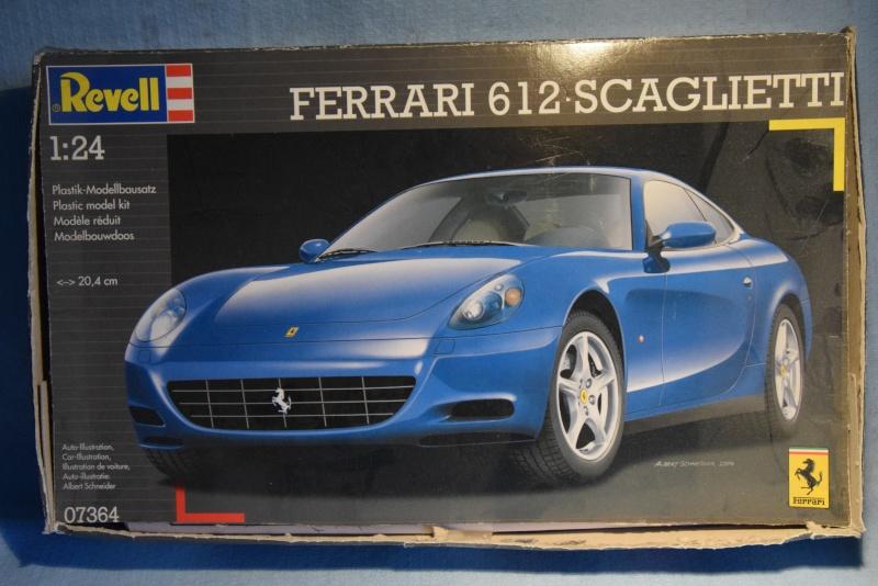 Ferrari 612 Scaglietti - Revell - 1/24 00111