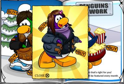 New Club Penguin March 2011 Clothing Catalog Cheats! At-wor10