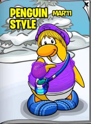 New Club Penguin March 2011 Clothing Catalog Cheats! Clothi10