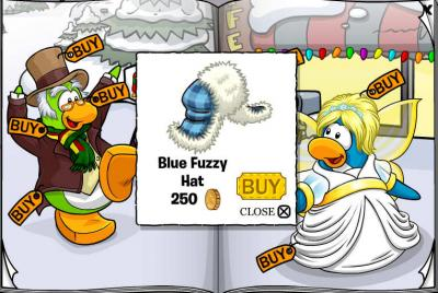 New Club Penguin March 2011 Clothing Catalog Cheats! Hat10