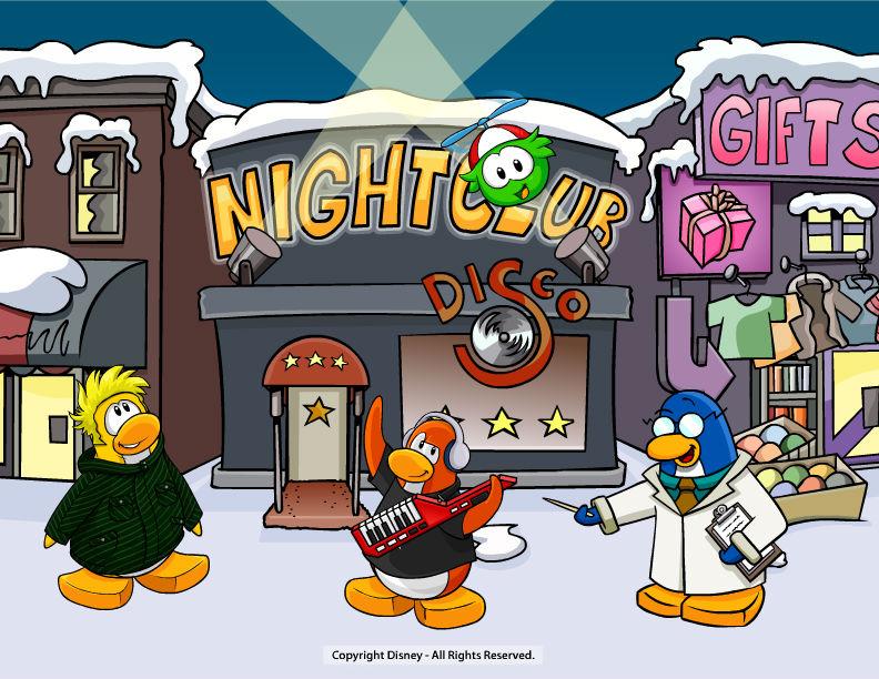 Disney's Club Penguin Photo Mashup! Myart10