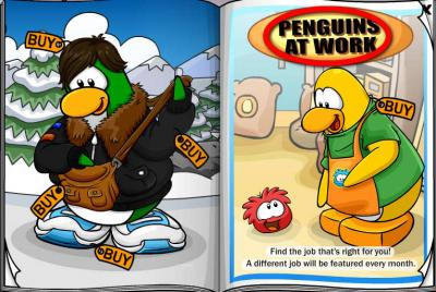 New Club Penguin March 2011 Clothing Catalog Cheats! Pengui10