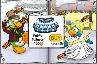 New Club Penguin March 2011 Clothing Catalog Cheats! Puffle10