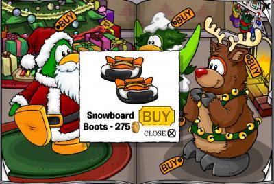 New Club Penguin March 2011 Clothing Catalog Cheats! Snow-s10