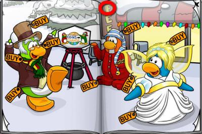 New Club Penguin March 2011 Clothing Catalog Cheats! The-sc10