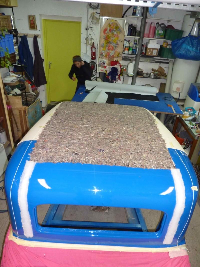 Bâche de toit P1040514