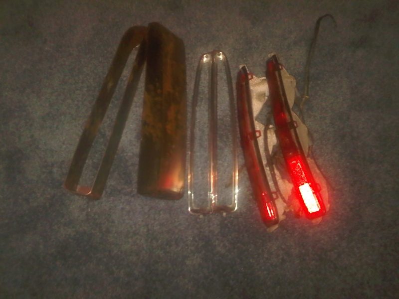 deville tail lights with buckets for custom install $100 Img00014