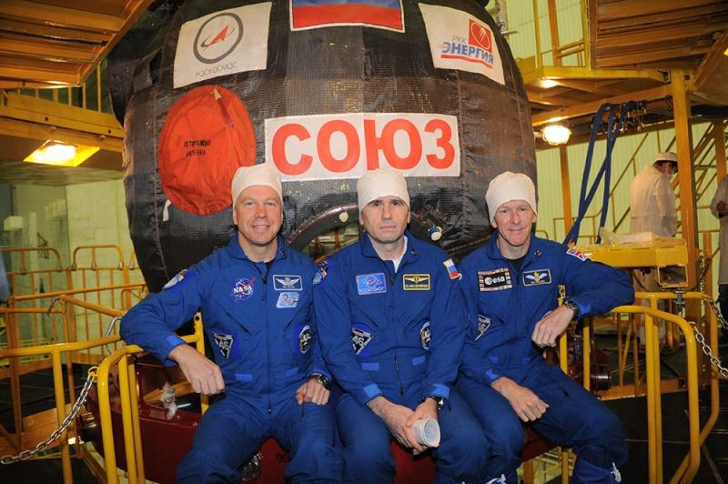 Soyouz-FG (Soyouz TMA-19M) - Baï - 15.12.2015 Soyuz-22