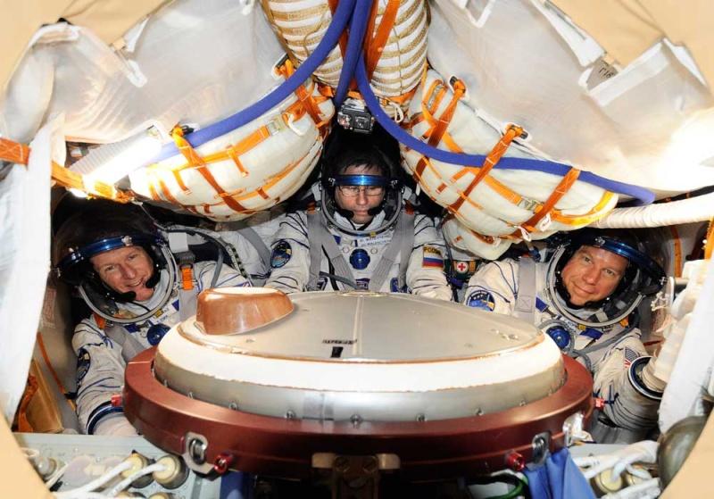 Soyouz-FG (Soyouz TMA-19M) - Baï - 15.12.2015 Soyuz-23