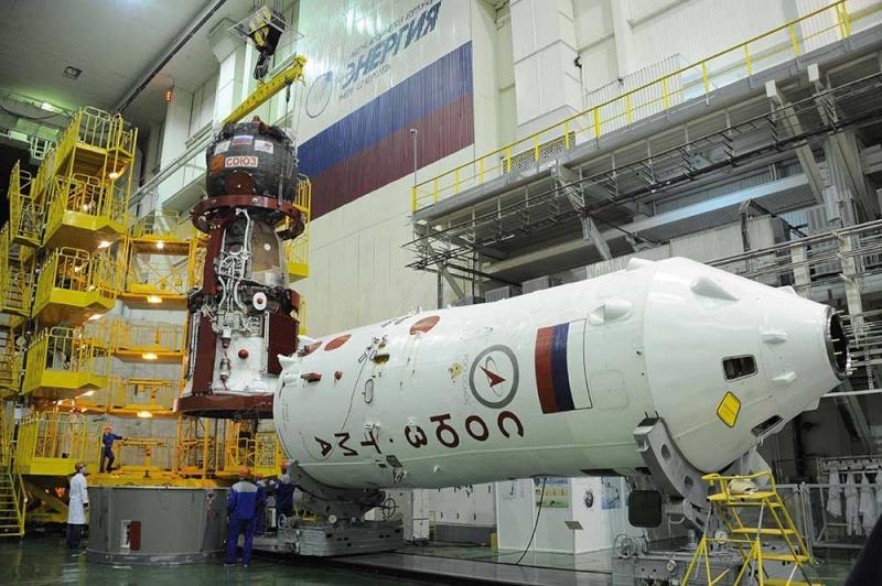 Soyouz-FG (Soyouz TMA-19M) - Baï - 15.12.2015 Soyuz-27