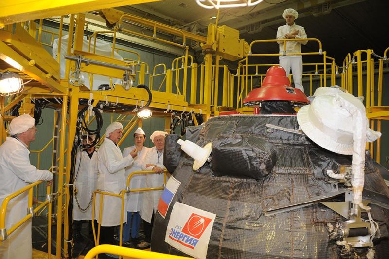 Soyouz-FG (Soyouz TMA-19M) - Baï - 15.12.2015 Soyuz-34