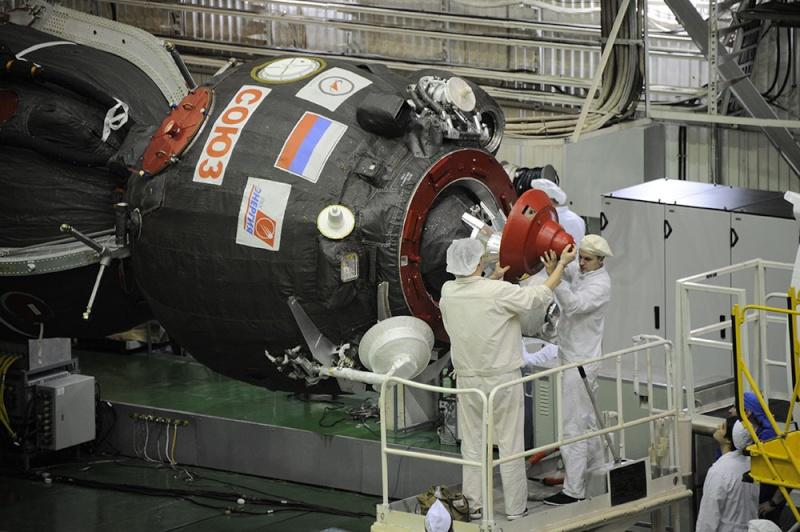 Soyouz-FG (Soyouz TMA-19M) - Baï - 15.12.2015 Soyuz-36